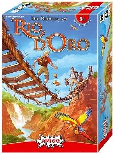 mejor precio Amigo - Die Die Die Brcke am Rio D'oro by Amigo  80% de descuento