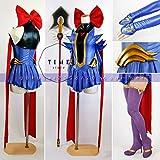 コスプレ衣装◆魔法少女アイ/アイ(加賀野愛)◆髪飾り*靴下付き☆コスプレ衣装 道具無