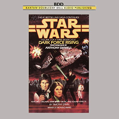 Star Wars: The Thrawn Trilogy, Book 2: Dark Force Rising cover art