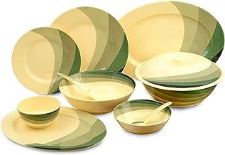 رويال فورد طقم اواني طعام 64 قطعة، ميلامين، متعدد الالوان - RF8103