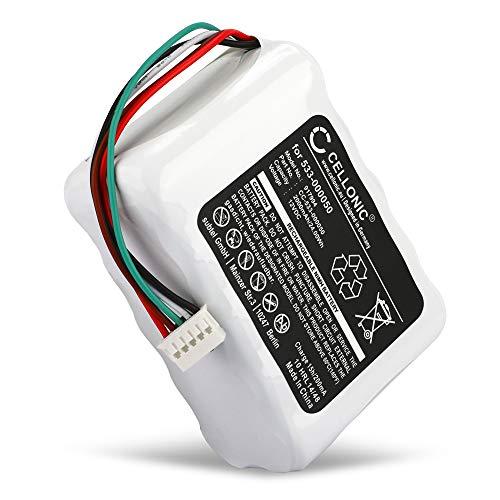 CELLONIC® Qualitäts Akku kompatibel mit Logitech Squeezebox Radio - 533-000050,HRMR15/51,NT210AAHCB10YMXZ (2000mAh) Ersatzakku Batterie