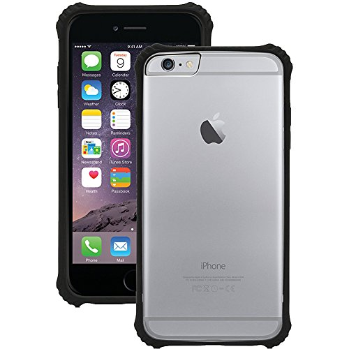 Griffin SurvivorCore - Carcasa para Apple iPhone 6/6s Plus, color negro