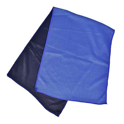 MAWA Toalla Deportiva portátil de Microfibra de Secado rápido, paño de Viaje, Toalla para Acampar, natación, Gimnasio - Dare Green