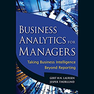 Business Analytics for Managers cover art