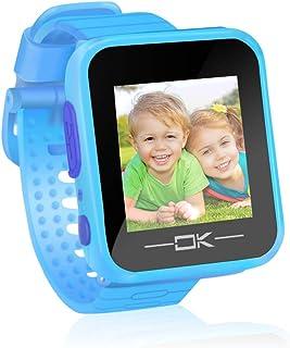 Pussan Kids Smart Watch for Boys Kids Toddler Smart Watch...