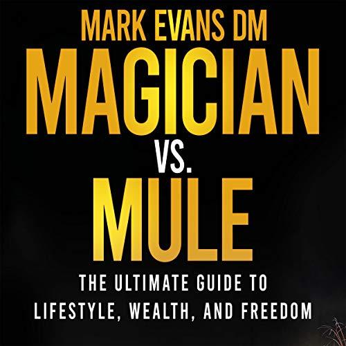 Couverture de Magician vs. Mule