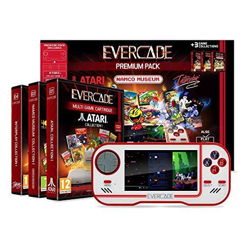 Evercade Premium Pack - Hardware