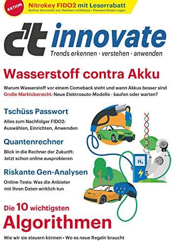 c't innovate: Technik-Trends erkennen, verstehen und anwenden