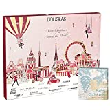 "Douglas Beauty Adventskalender ""Merry Christmas Around the World"" mit Mini Adventskalender"