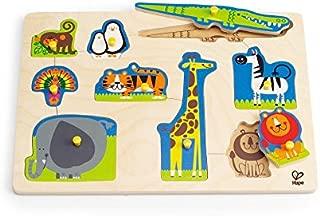 Best hape wild animals peg puzzle Reviews