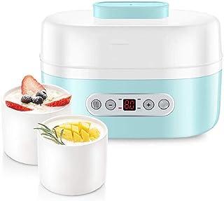 SJYDQ Accueil Yogourt Making Machine - Maker Machine de yogourt Conteneurs en Verre Jars - Machine Facile électrique Autom...