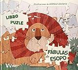 LAS FABULAS DE ESOPO PUZLE (VVKIDS) (Vvkids Libros Puzles)