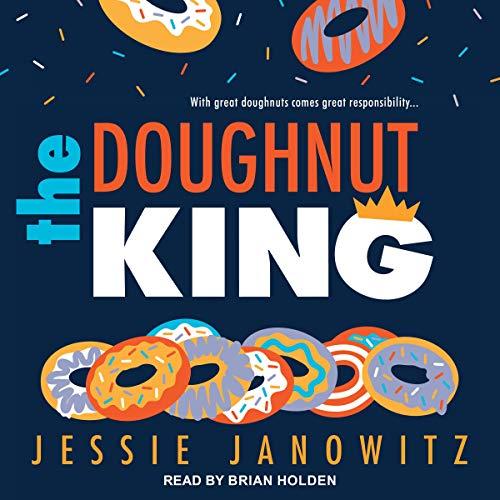 The Doughnut King cover art