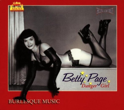 Betty Page: Danger Girl