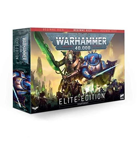 Games Workshop Warhammer 40k Elite Edition Starter Set