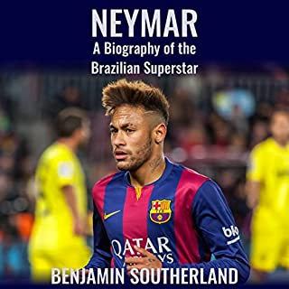 Neymar audiobook cover art