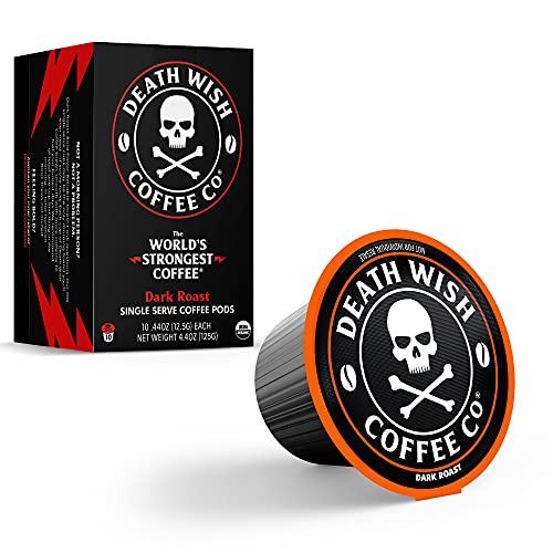 DEATH WISH Death Cups [10 Count] Single Serve...