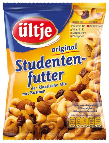 Ültje Studentenfutter Original - 200gr - 2x
