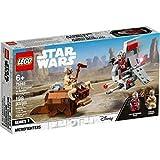LEGO StarWars MicrofighterT-16SkyhoppervsBantha, Playset Collezione del Film Una Nuova Speranza, 75265