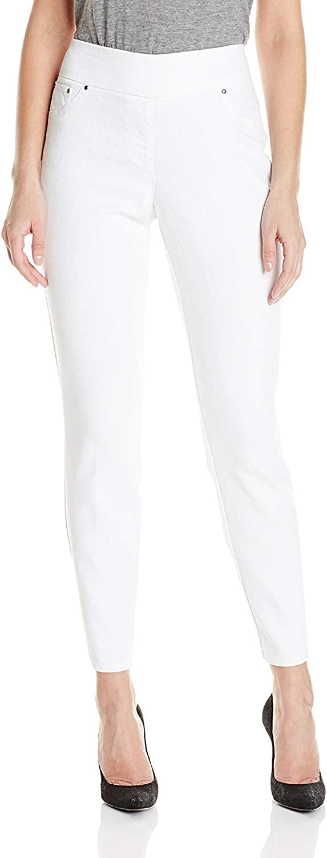 Ruby Rd. Women's Pull-on Extra Stretch Denim Jean