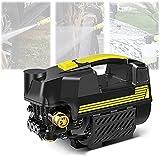 WSVULLD Máquina de lavado de coches de pistola de pulverización Diseño portátil, lavadora eléctrica La potencia fuerte no duele la pintura, el control de temperatura inteligente de la lavadora de auto