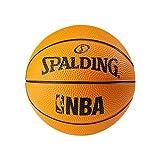Spalding NBA Sz.1 (66-995Z) Minibalones de Baloncesto, niños, Naranja, 1
