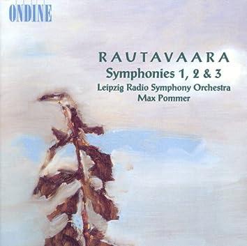 Rautavaara, E.: Symphonies Nos. 1-3