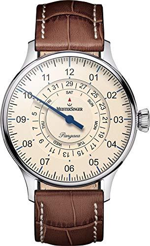 MeisterSinger Pangea Day Date PDD903 Orologio automatico con solo una...