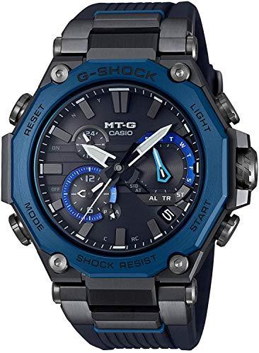 Casio G-Shock By Men's MTGB2000B1-A2 Analog Watch Black/Blue