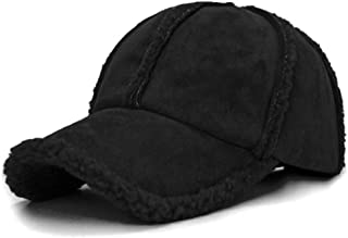 Gorra Nueva Marca de Moda Gorra de Béisbol de Invierno Mujeres Hombres Grueso Sólido Cálido Sombrero de Papá Casquette Femme Gorras Gorras Snapback Kanye West