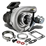 T04E T3/T4 4-Bolt Manifold Flange Stage III Turbocharger with Internal Wastegate Turbine A/R .63