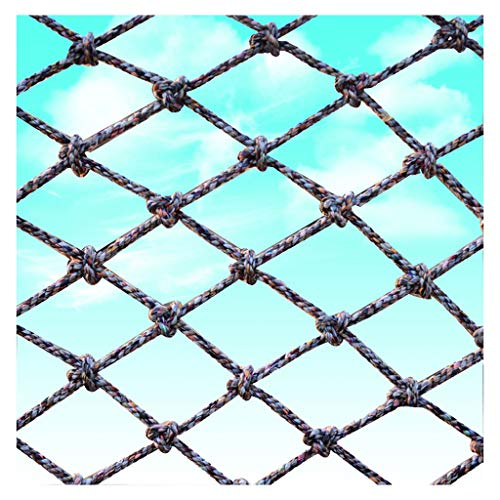 Find Bargain Child Safety Net Children's Balcony Anti-Fall Net Stair Safety Net Courtyard Playground...