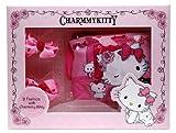 Charmmy Kitty Y85165 - Juego de correa y clips