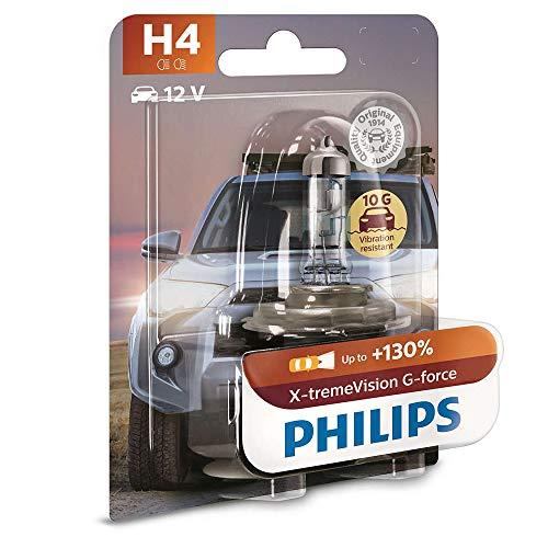 PHILIPS XtremeVision G-Force Car headlight bulb (12V, 55W )