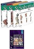LOTE DRAKE - PAULSEN. Gray, Anatomía para estudiantes + SOBOTTA. Atlas de anatomía humana