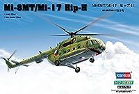ホビーボス 1/72 エアクラフトシリーズ Mi-8MT/Mi-17 ヒップH プラモデル 87208