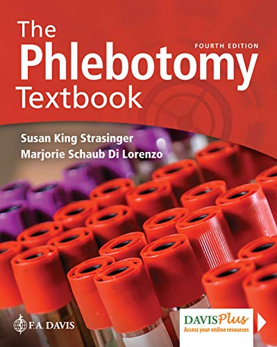 Download The Phlebotomy Textbook 0803668422