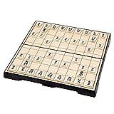 コンパクト将棋 盤 セット 子ども マグネット 駒 ゲーム(対象年齢6歳以上)