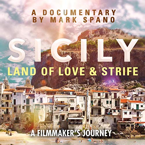 Sicily: Land of Love and Strife audiobook cover art