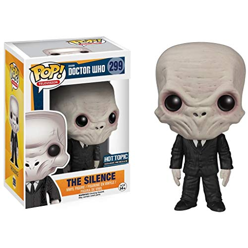 QToys Funko Pop! Doctor Who #299 The Silence Chibi