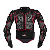 oshide Motorrad Schutz Protektoren Motorradjacke Hemd Brustschutz Fallschutz Schutzjacke M-XXXL