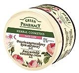 Green Pharmacy Antifalten Rosa Gesichtscreme 150ml