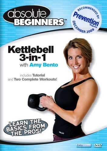 Absolute Beginners: Kettlebell 3-In-1 With Amy Ben [DVD] [2009] [US Import]