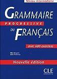 Grammaire Progressive Du Francais, Intermediare - Cle International - 01/01/2006