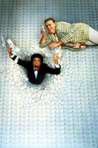 Nostalgia Store Poster, Motiv: Richard Pryor und John Candy in Brewster's Millions, 28 x 43 cm