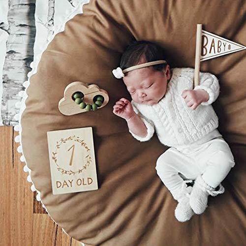 HMG Baby Bean Bag Silla Silla de alimentación Infantil Silla de bebé for bebés multifunción Asiento de Coche Sofá for niños (Gris) (Color : Coffee)