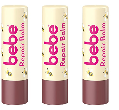 bebe Lippenpflegestift 3x1 Repair Balm 4,9g