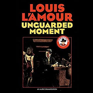 Unguarded Moment audiobook cover art