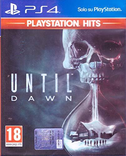 Until Dawn - Classics HD - Playstation 4