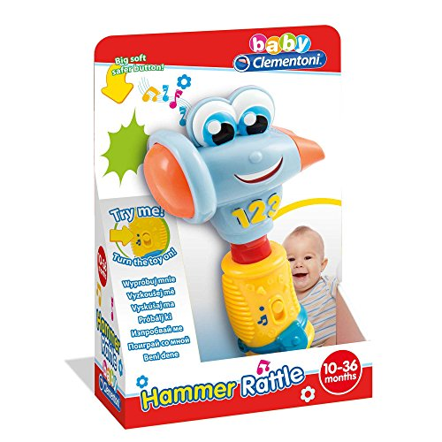 Clementoni Martello Elettronico Learning and Activity Toys